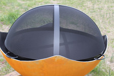 "Fire Pit Art 34-1/2"" Spark Guard  - SG-34.5"