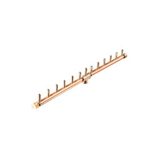 "Warming Trends Crossfire 130K BTU Linear Brass 26"" Burner - CFBL130"