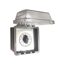 12 Hour Dial Timer with NEMA Rated Enclosure Warming Trends - DT12HRNB