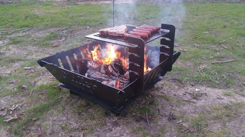 Genial ... TFPS 24 Inch Port A Pit Portable Fire Pit   Customize Your Fire Pit ...
