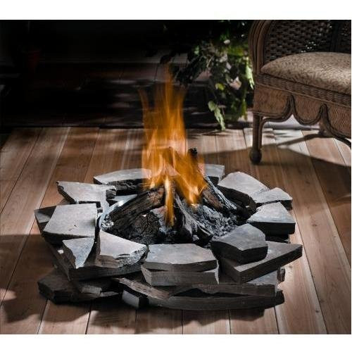 Napoleon Patioflame Outdoor Natural Gas Fire Pit   GPFN 2