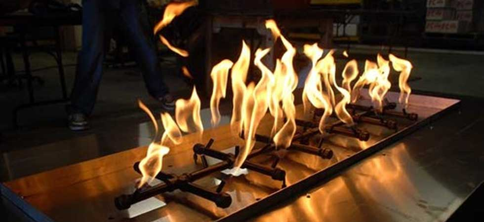WARMING TRENDS GAS BURNER SYSTEMS - TheFirePitStore.com Your Gas And Wood Fire Pit Headquarters!