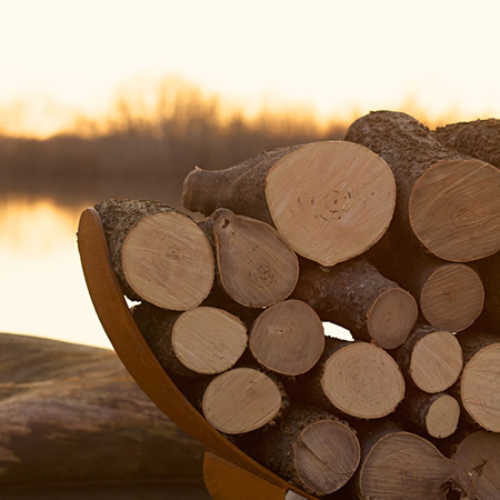 The Best Wood To Burn In A Wood Burning Fire Pit Part 1