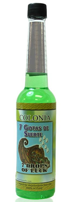 - ESOTERIC WATER COLOGNE of 7 drops of love or good luck colonia tipo agua florida