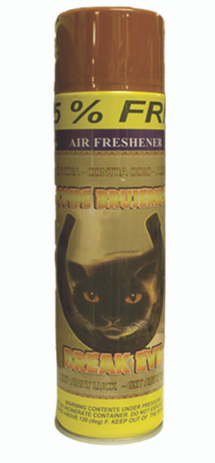 religious and esoteric air freshener o spray para limpias rompe brujerias
