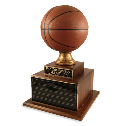 Perpetual Deluxe Basketball Trophy