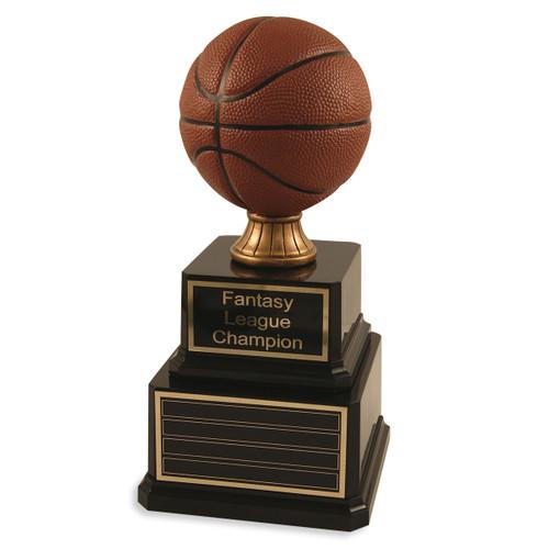 Perpetual Mini Basketball Trophy