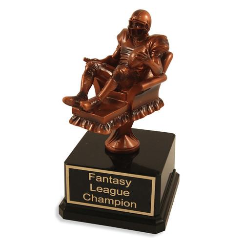 Fantasy Football Man Trophy