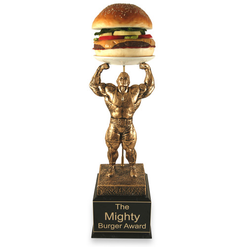Mighty Burger Trophy