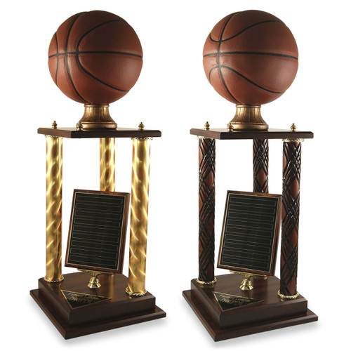 Basketball Victory Trophy