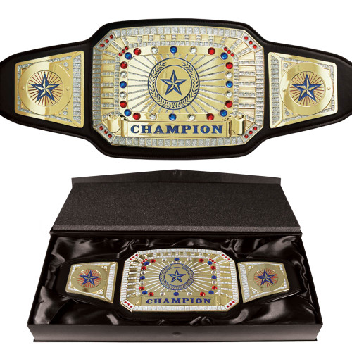 Championship Belt in Presentation Box