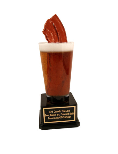 Bacon Beer Trophy