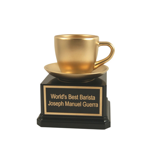 Golden Espresso Trophy