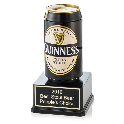 Guinness Can Trophy