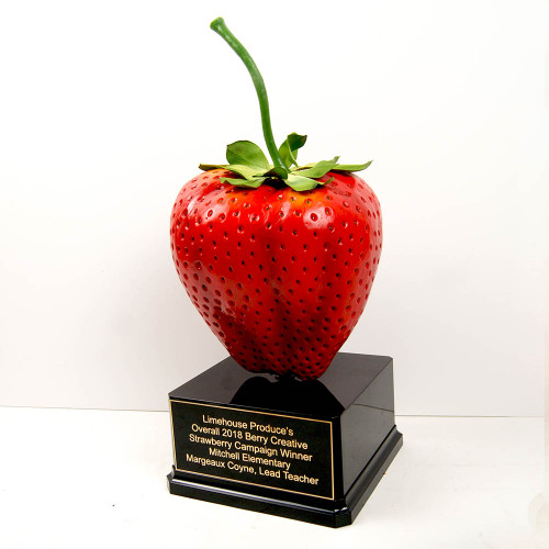 Giant Strawberry Award
