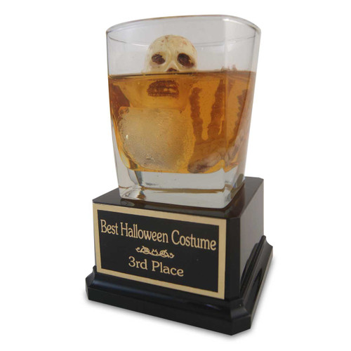 Halloween Scotch Trophy
