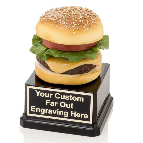 Cheeseburger Trophy