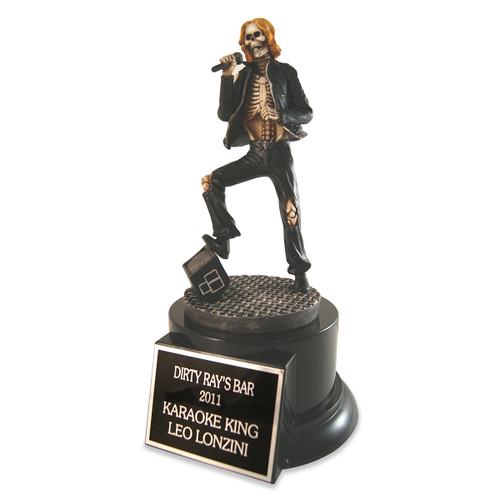 Rockin' Singer Trophy
