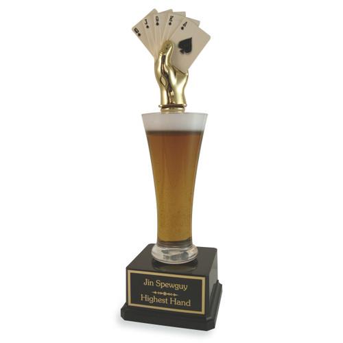 Pilsner Poker Trophy