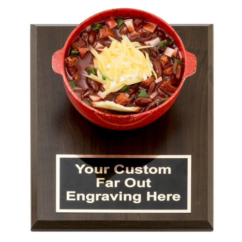 Chili Plaque