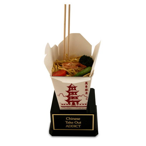 Chinese Take Out Trophy