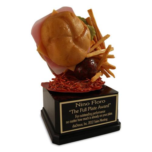 Full Plate Trophy