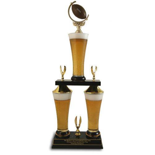 Fantasy Football Beer Trophy