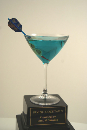 Martini Color can be customized any way you like!