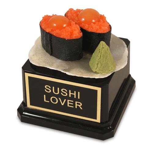 Deluxe Sushi Roe Trophy