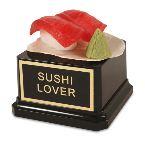 Deluxe Tuna Sushi Trophy