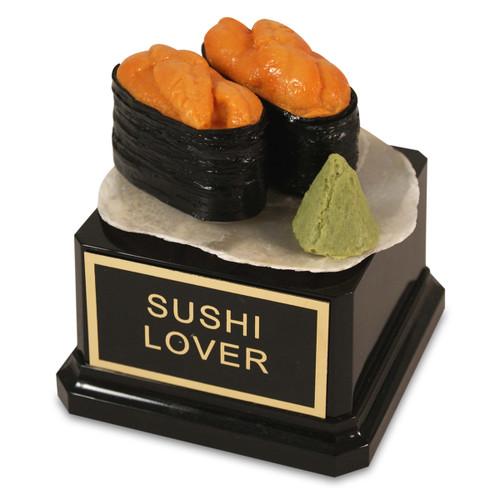 Deluxe Unagi Sushi Trophy