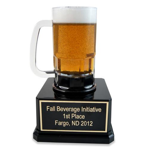 Jumbo Beer Mug Trophy