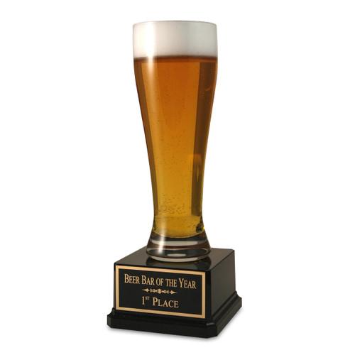Jumbo Pilsner Beer Trophy