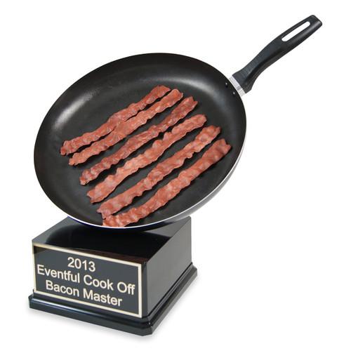 Bacon in Pan Trophy