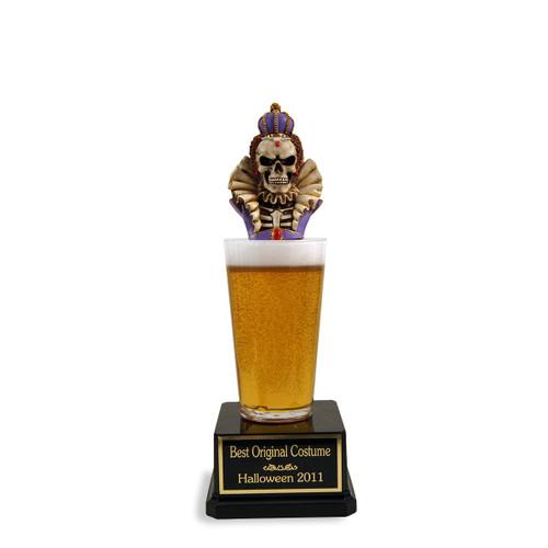 Halloween Beer Queen Award