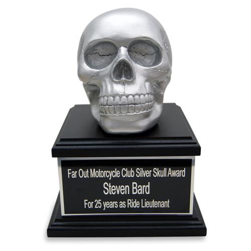 Silver Skull Award