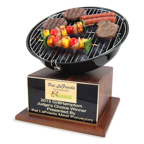 BBQ Grill Cookoff Trophy