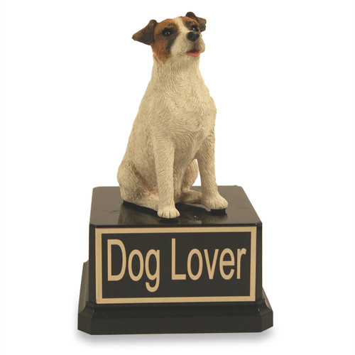 Jack Russel Terrier Dog Trophy