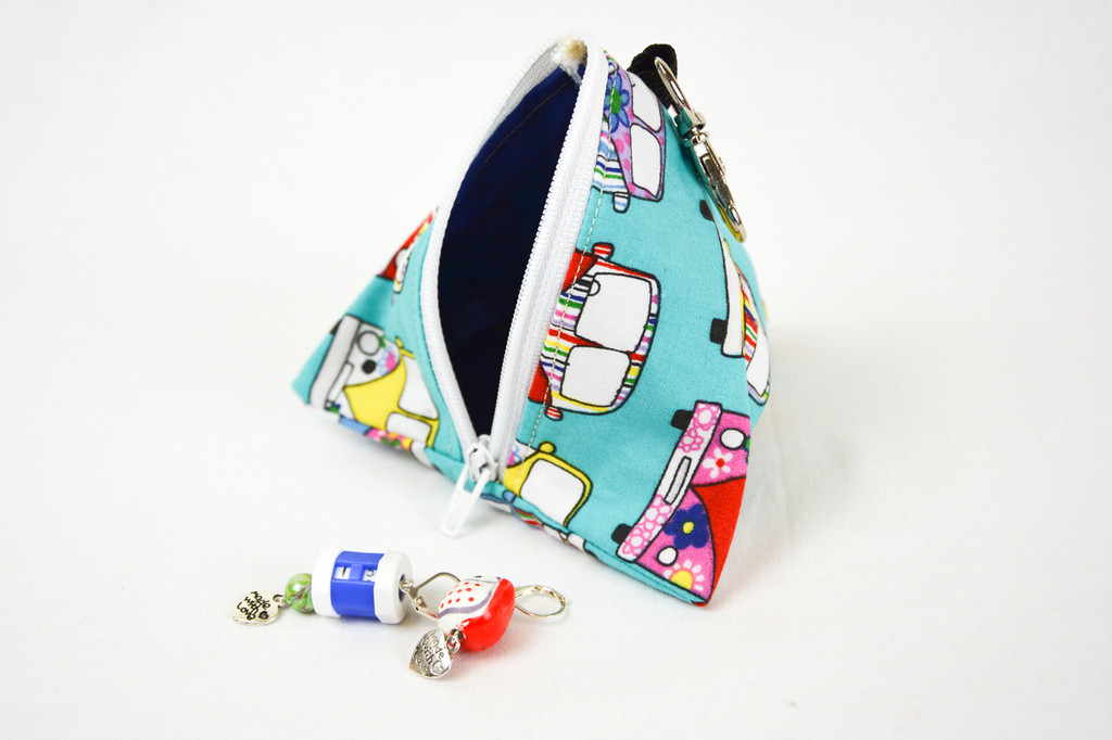 Camper Van Notion Pouch