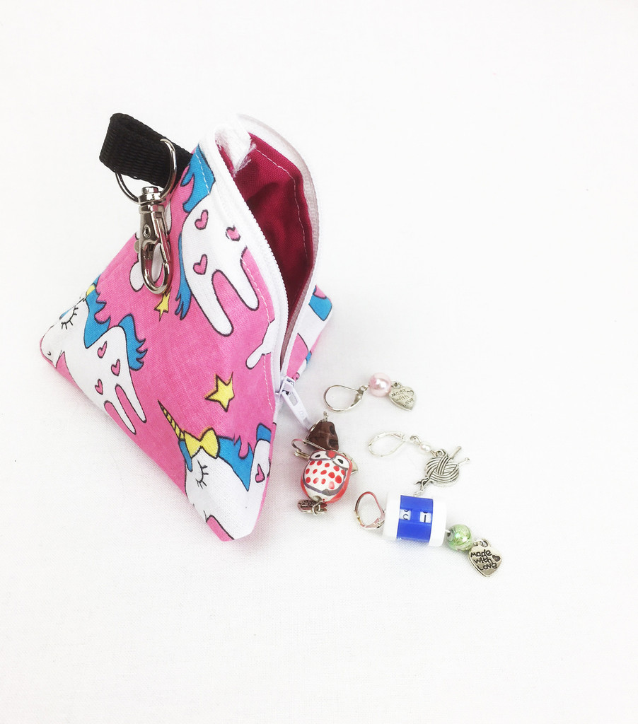 Unicorn Notion Pouch