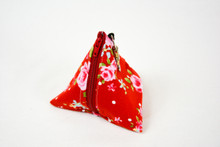 Red Rose  Notion Pouch