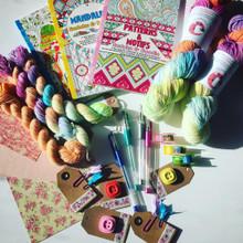 Stationery lovers yarn club