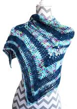 Mothwing shawl pattern