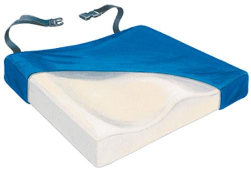 """ConForm 18"""" Visco-Foam Wedge Cushion w/LSII Cover"""