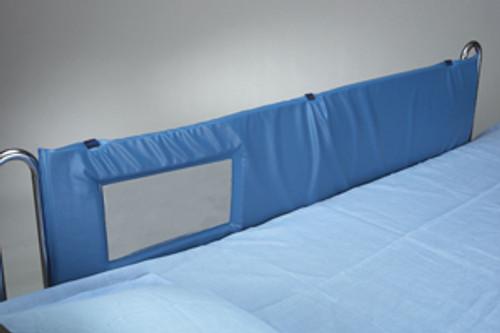 Thru-View Vinyl Bed Rail Pads