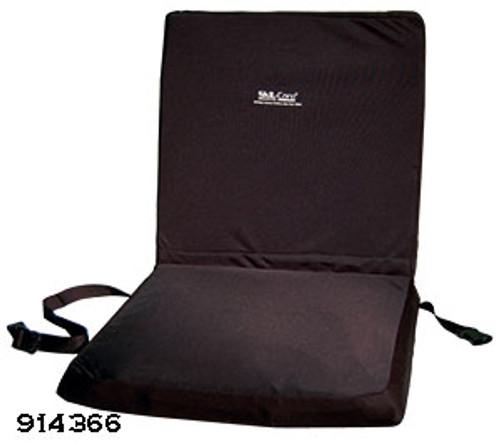 "Wheelchair 18"" Backrest w/Pocket for Optional 18"" Seat Cushion"