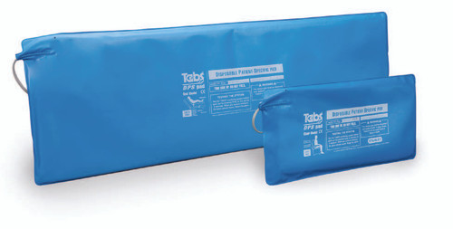 Tabs Disposable Single Patient Use Bed Pad, with 8' Cord