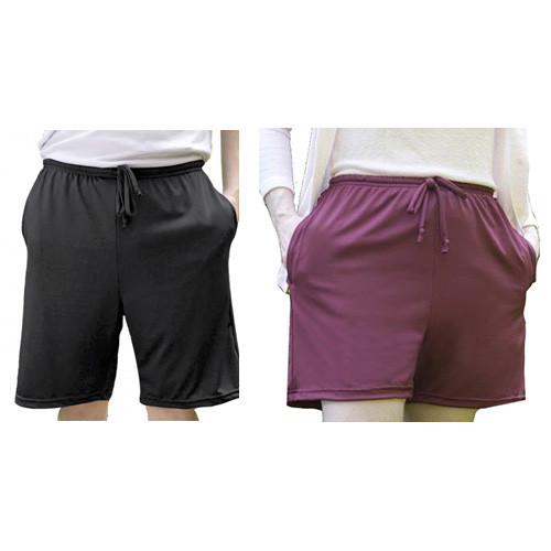 "ProtectaHip+Plus®  Active Lounge Shorts™, Large, Waist: 35"" - 39"" / Hip: 41"" - 45"""