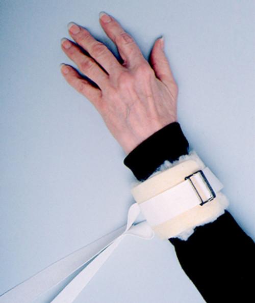 Sheepskin Limb Holder w/Double Straps, 36/CS