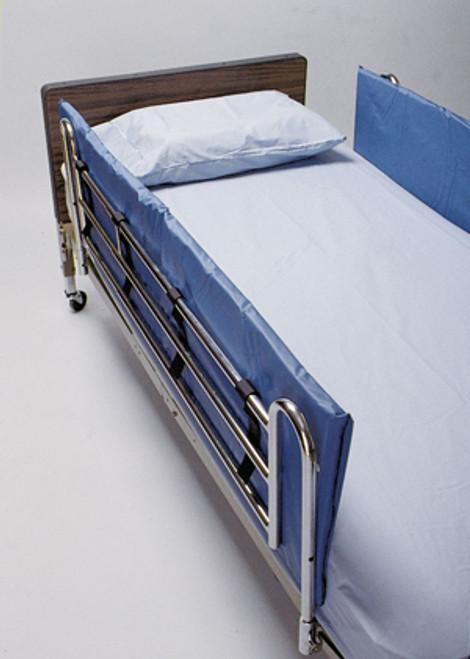 "Vinyl Bed Rail Pads, 60""L - 2"" Thick"